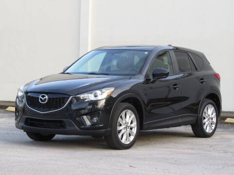 2013 Mazda CX-5 for sale at DK Auto Sales in Hollywood FL
