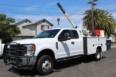 2017 Ford F-350 Super Duty for sale at CA Lease Returns in Livermore CA