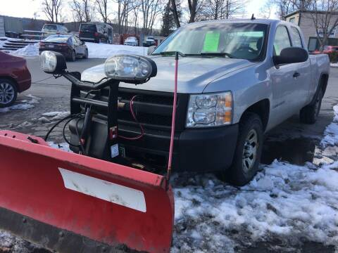 2007 Chevrolet Silverado 1500 for sale at BRATTLEBORO AUTO SALES in Brattleboro VT