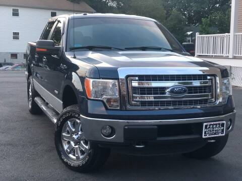 2013 Ford F-150 for sale at PRNDL Auto Group in Irvington NJ