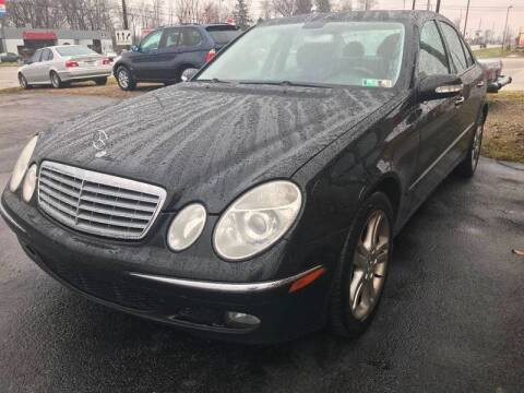 2006 Mercedes-Benz E-Class for sale at Maroun's Motors, Inc in Boardman OH