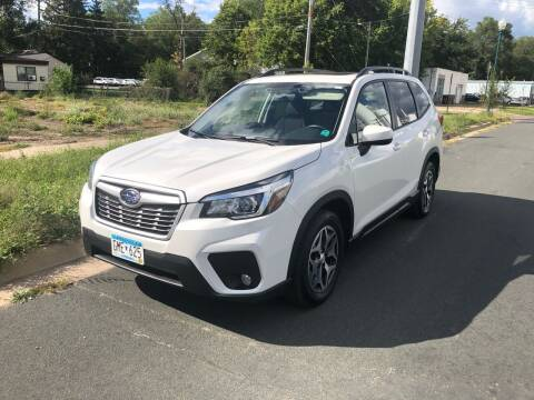 2019 Subaru Forester for sale at ONG Auto in Farmington MN