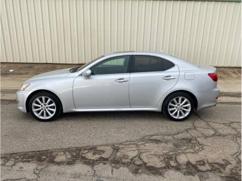 2010 Lexus IS 250 for sale at Dealers Choice Inc in Farmersville CA