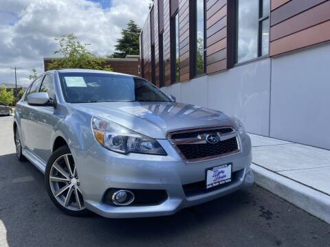 2013 Subaru Legacy for sale at DAILY DEALS AUTO SALES in Seattle WA