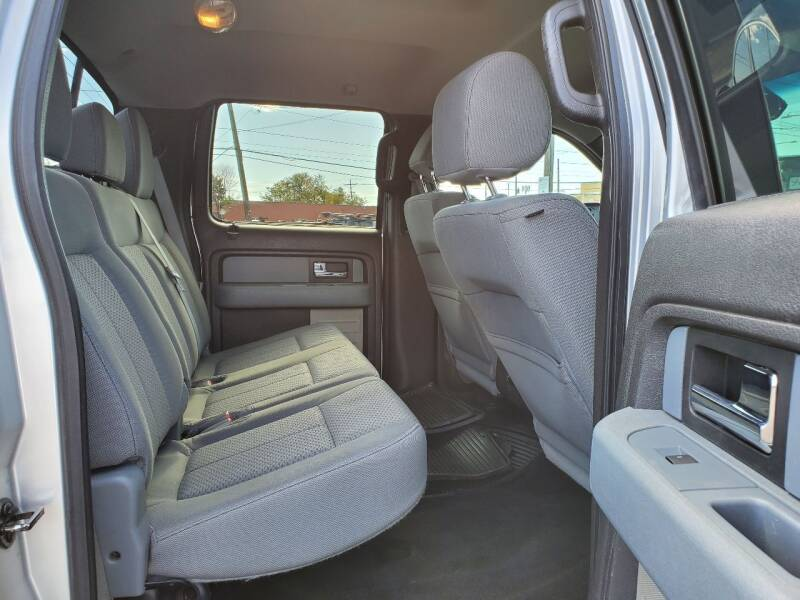 2012 Ford F-150 4x4 XLT 4dr SuperCrew Styleside 5.5 ft. SB - Denver CO