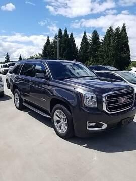2017 GMC Yukon for sale at Washington Auto Credit in Puyallup WA