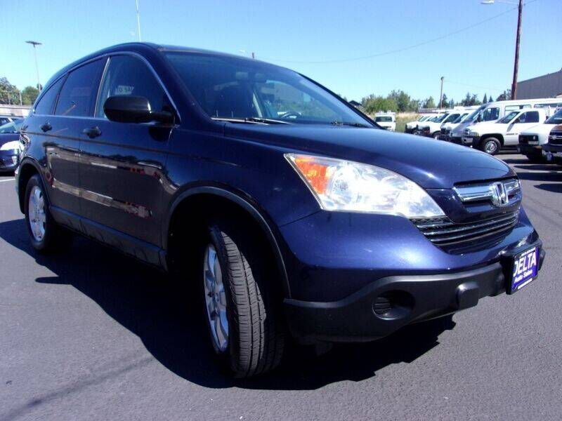 2008 Honda CR-V for sale at Delta Auto Sales in Milwaukie OR