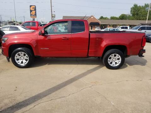 2016 Chevrolet Colorado for sale at C4 AUTO GROUP in Claremore OK