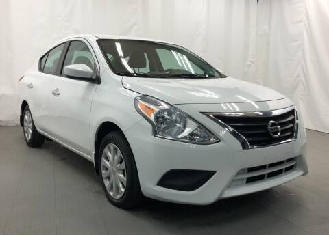 2016 Nissan Versa for sale at Direct Auto Sales in Philadelphia PA