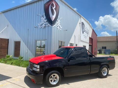 1998 Chevrolet C/K 1500 Series for sale at Barrett Auto Gallery in San Juan TX