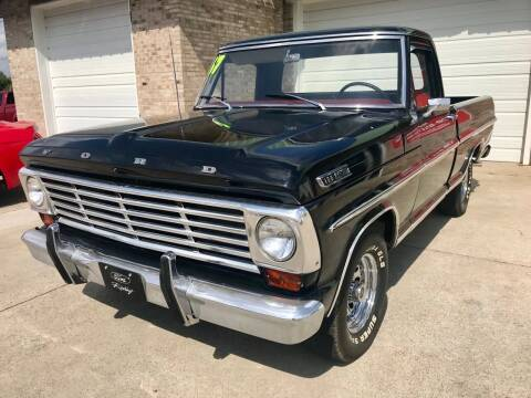 1967 Ford F-100 for sale at HillView Motors in Shepherdsville KY