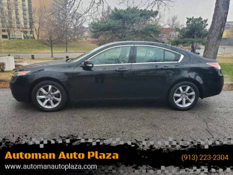 2012 Acura TL for sale at Automan Auto Plaza in Kansas City MO