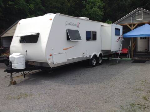 2007 ShadowCruiser  FunFinderX for sale at GIB'S AUTO SALES in Tahlequah OK