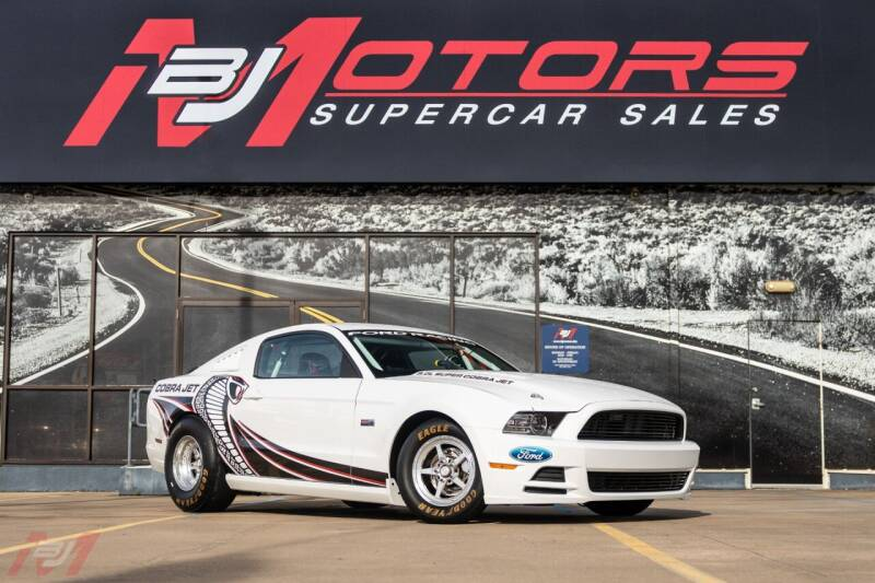2014 Ford Mustang for sale at BJ Motors in Tomball TX