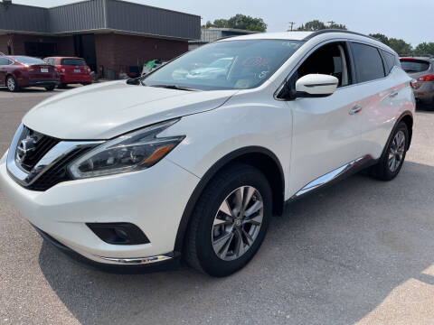 2018 Nissan Murano for sale at East Memphis Auto Center in Memphis TN