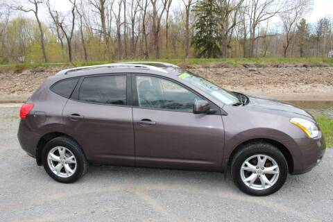 2009 Nissan Rogue for sale at Auto Link Inc in Spencerport NY