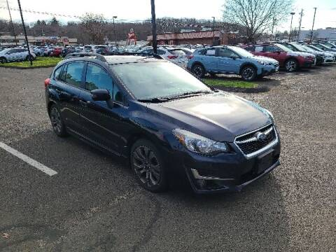 2015 Subaru Impreza for sale at BETTER BUYS AUTO INC in East Windsor CT