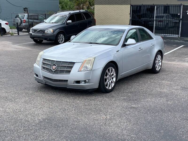 2009 Cadillac CTS for sale at GREAT DEAL AUTO in Tampa FL