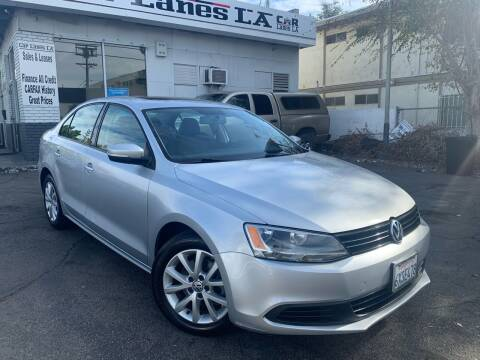 2012 Volkswagen Jetta for sale at Car Lanes LA in Valley Village CA