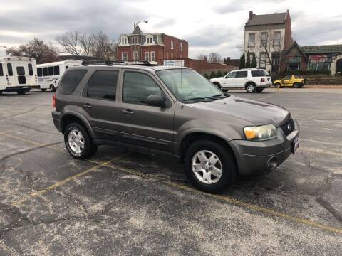 2006 Ford Escape for sale at DC Auto Sales Inc in Saint Louis MO