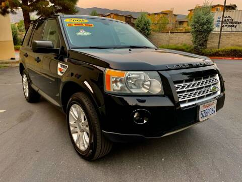 2008 Land Rover LR2 for sale at Select Auto Wholesales in Glendora CA