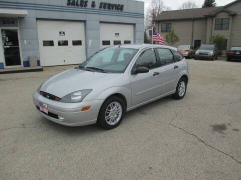 2003 Ford Focus for sale at Cars R Us Sales & Service llc in Fond Du Lac WI
