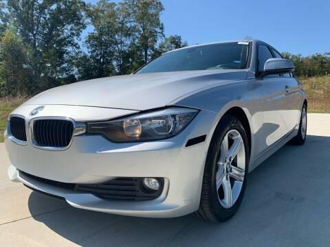 2013 BMW 3 Series for sale at El Camino Auto Sales in Sugar Hill GA