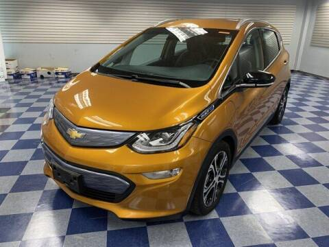 2017 Chevrolet Bolt EV for sale at Mirak Hyundai in Arlington MA