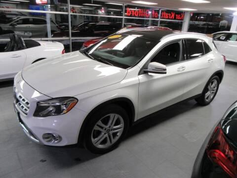 2018 Mercedes-Benz GLA for sale at Kar Kraft in Gilford NH