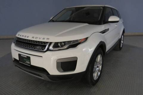 2017 Land Rover Range Rover Evoque for sale at Hagan Automotive in Chatham IL