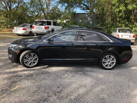 2014 Lincoln MKZ Hybrid for sale at Royal Auto Trading in Tampa FL