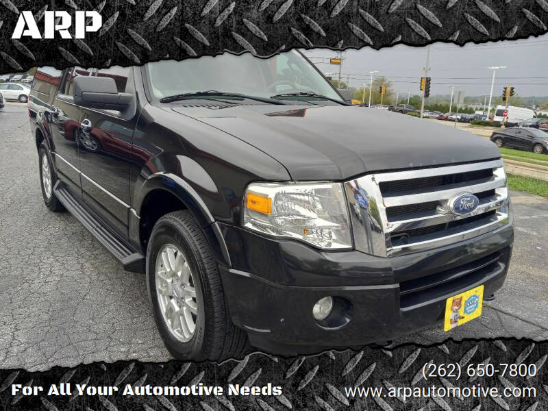 2011 Ford Expedition EL for sale at ARP in Waukesha WI