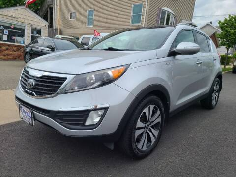 2013 Kia Sportage for sale at Express Auto Mall in Totowa NJ