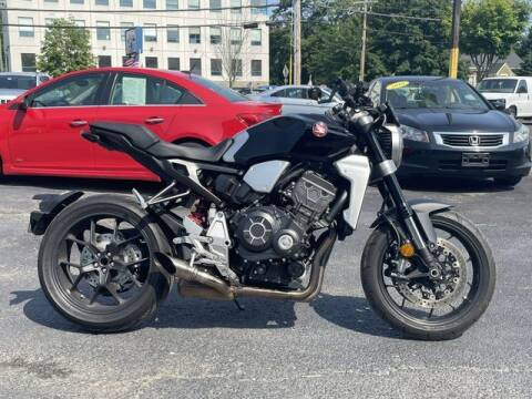2018 Honda CB1000 for sale at All Star Auto  Cycle in Marlborough MA