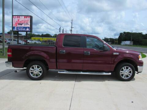 2006 Ford F-150 for sale at Checkered Flag Auto Sales NORTH in Lakeland FL