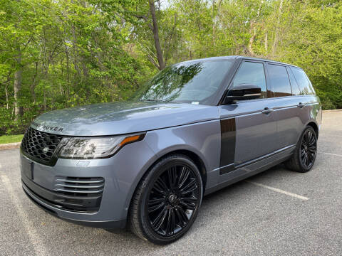 2018 Land Rover Range Rover for sale at Vantage Auto Wholesale in Moonachie NJ