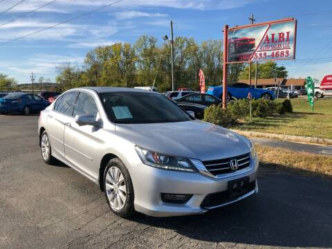 2014 Honda Accord for sale at Albi Auto Sales LLC in Louisville KY