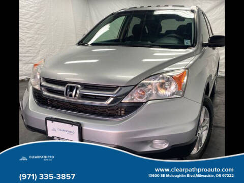2010 Honda CR-V for sale at CLEARPATHPRO AUTO in Milwaukie OR