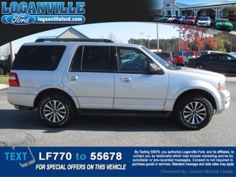 2017 Ford Expedition for sale at Loganville Ford in Loganville GA