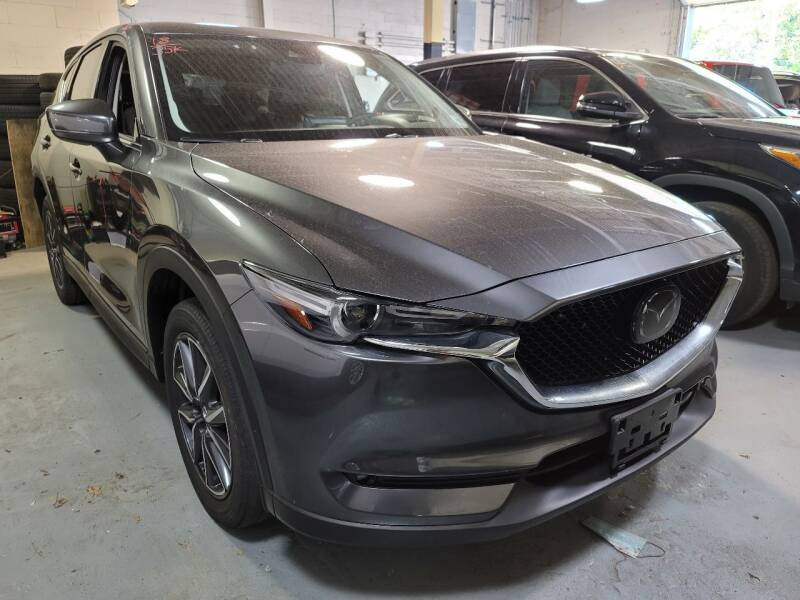 2018 Mazda CX-5 for sale at AW Auto & Truck Wholesalers  Inc. in Hasbrouck Heights NJ