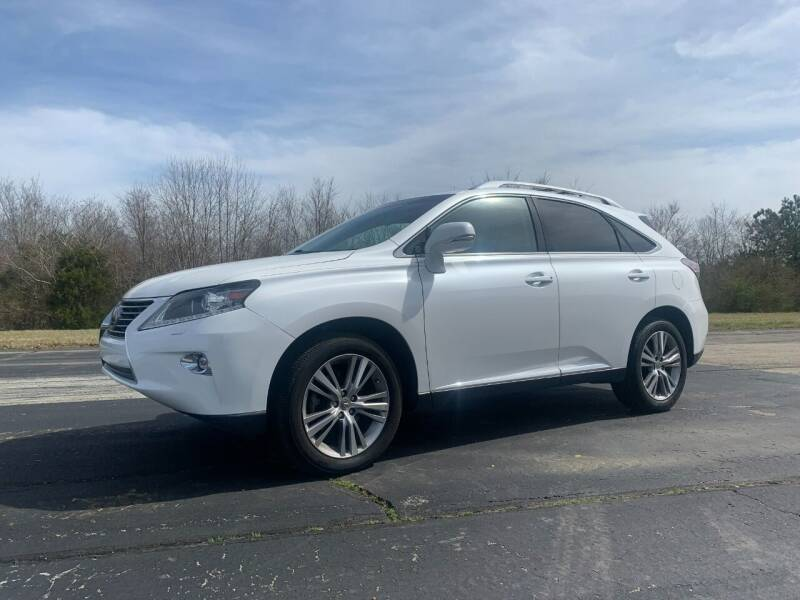 2015 Lexus RX 350 for sale at Crawley Motor Co in Parsons TN