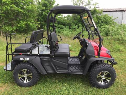 2019 Massimo BUCK 400 X for sale at JENTSCH MOTORS in Hearne TX