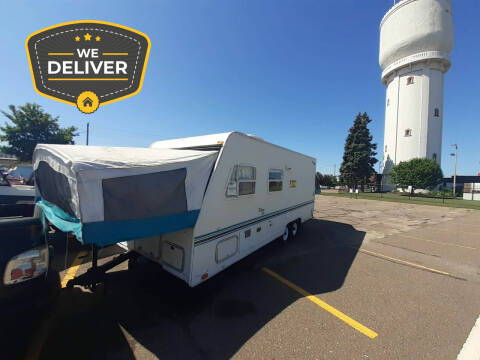 2001 SHASTA WINGS SERIES M-21 for sale at Tower Motors in Brainerd MN