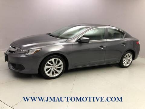 2018 Acura ILX for sale at J & M Automotive in Naugatuck CT