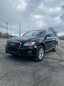 2015 Audi Q5 for sale at Jan Auto Sales LLC in Parsippany NJ