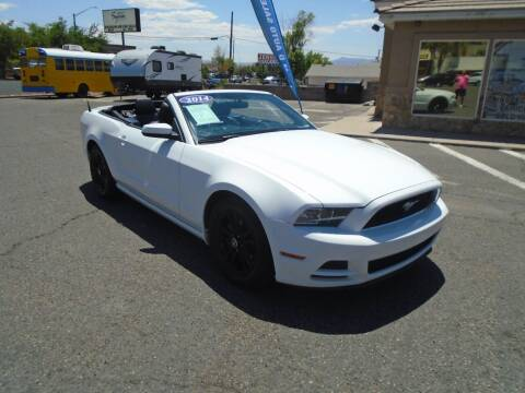 2014 Ford Mustang for sale at Team D Auto Sales in Saint George UT