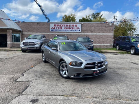 2012 Dodge Charger for sale at Brothers Auto Group in Youngstown OH