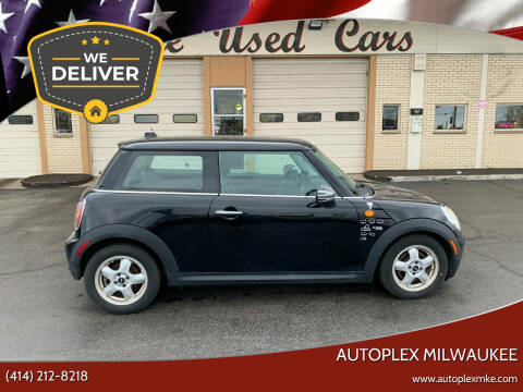 2010 MINI Cooper for sale at Autoplex Milwaukee in Milwaukee WI