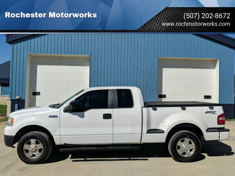 2007 Ford F-150 for sale at Rochester Motorworks in Rochester MN