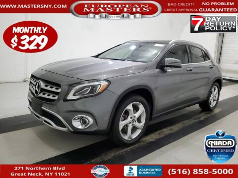 2018 Mercedes-Benz GLC for sale at European Masters in Great Neck NY